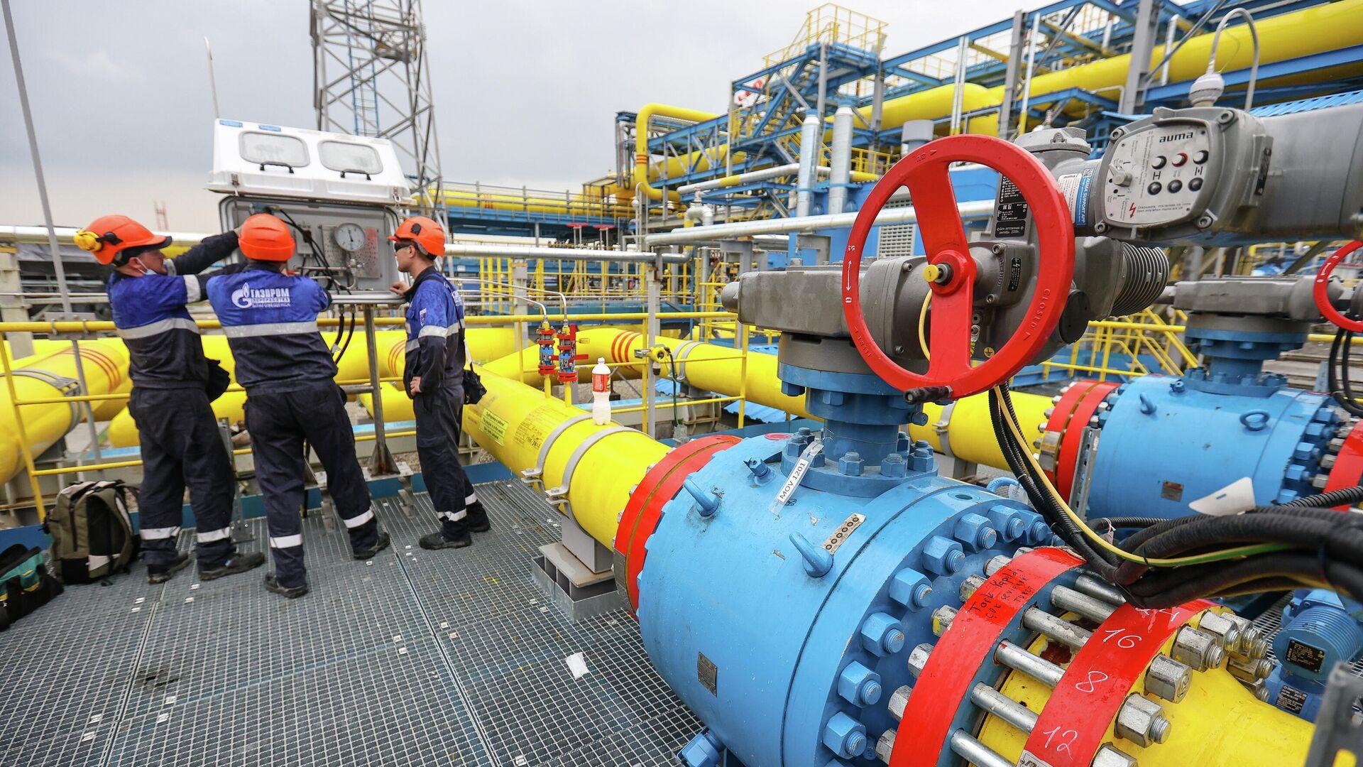 """Экспорт """"Газпрома"""" в дальнее зарубежье за девять месяцев вырос до 145,8 миллиарда кубов"""