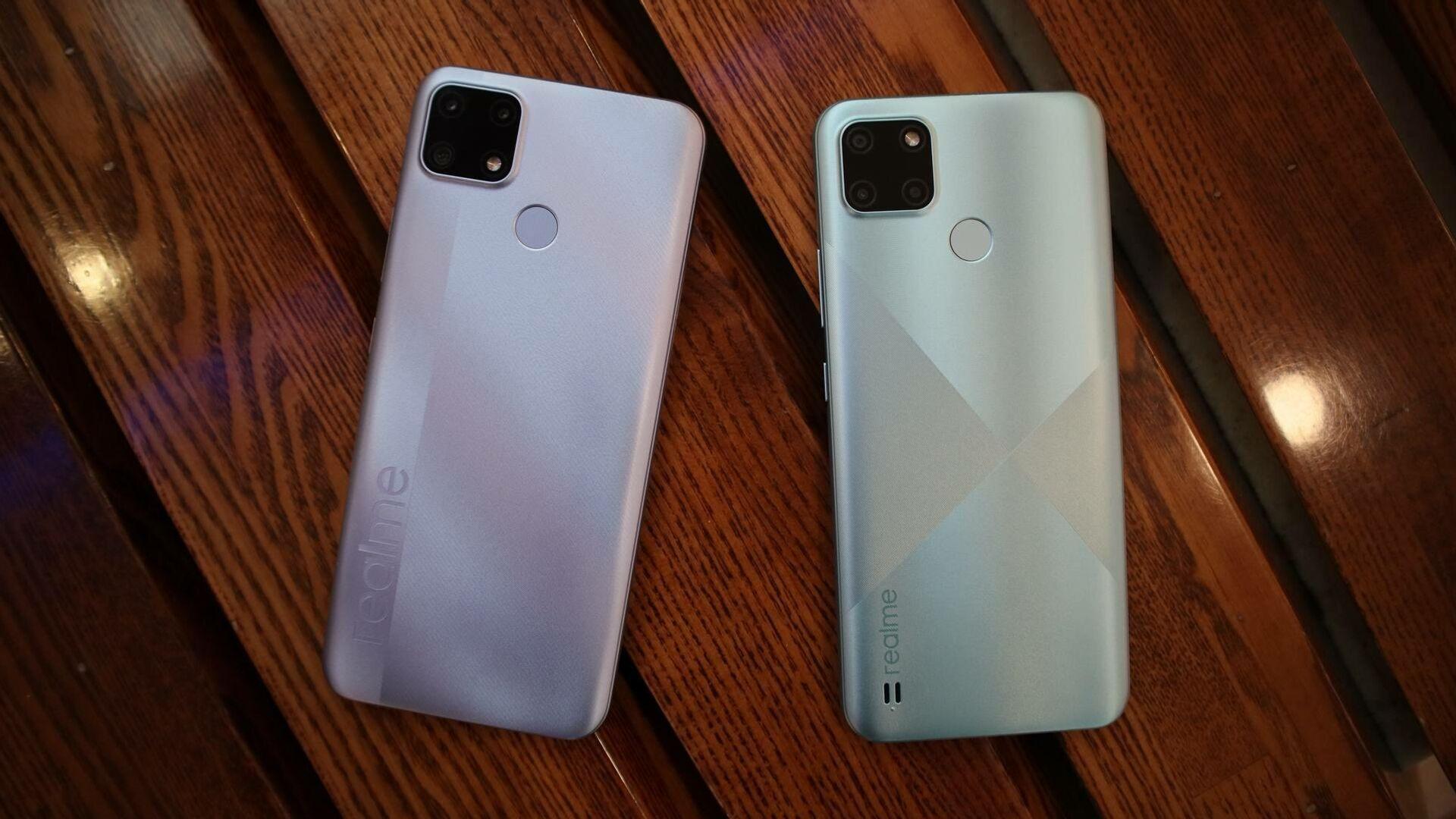 Обзор realme С25s и C21Y: народные смартфоны с достойными характеристиками