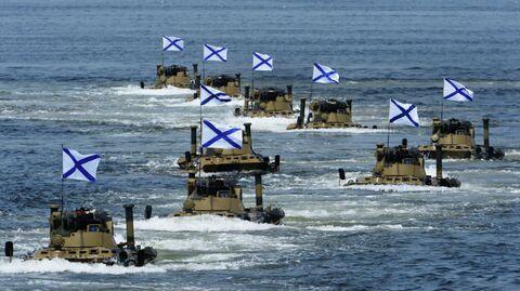 Тихий океан: чей флот сильнее?