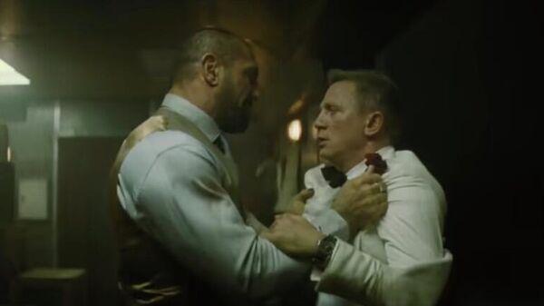 Кадр из фильма 007: СПЕКТР