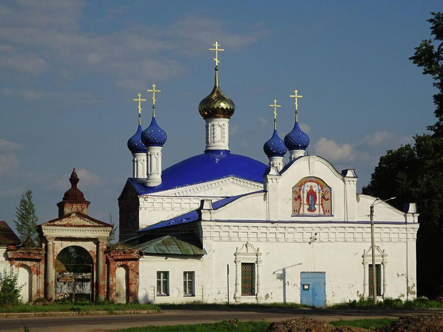 Покровская церковь (1741 г.)