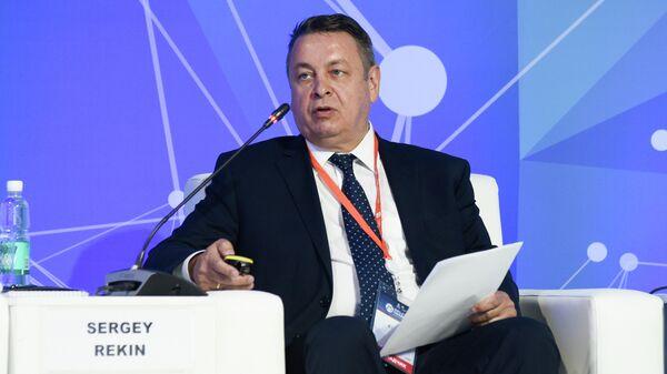 Директор по развитию и техническим продажам премиальных видов продукции ТМК Сергей Рекин