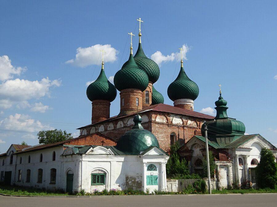 Церковь Рождества Пресвятой Богородицы  (1712 г.)