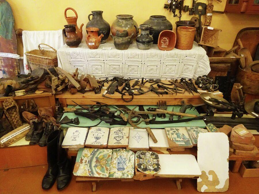 Краеведческий музей в Великом