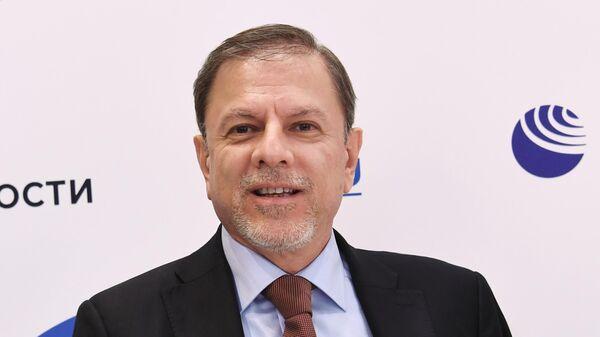Посол Аргентины в России Эдуардо Зуайн
