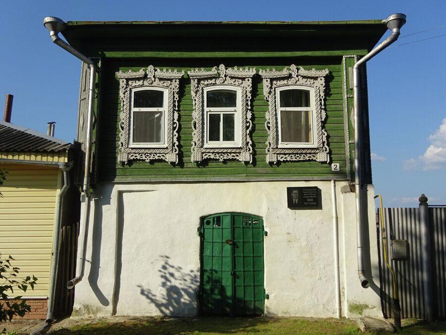 Улица Моругина, жилой дом (начало 19 в.)