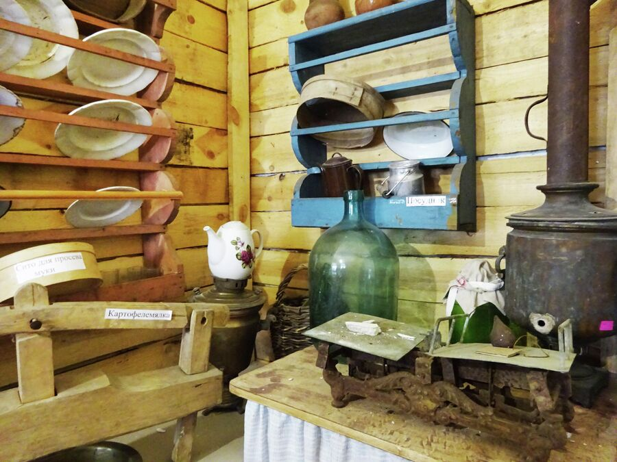Музей льняной мануфактуры