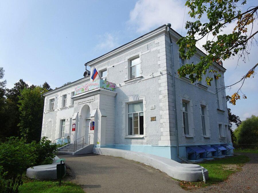 Административное здание Локаловской мануфактуры (19 век)