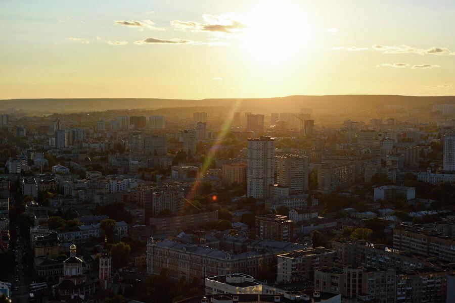 Виды города Саратова