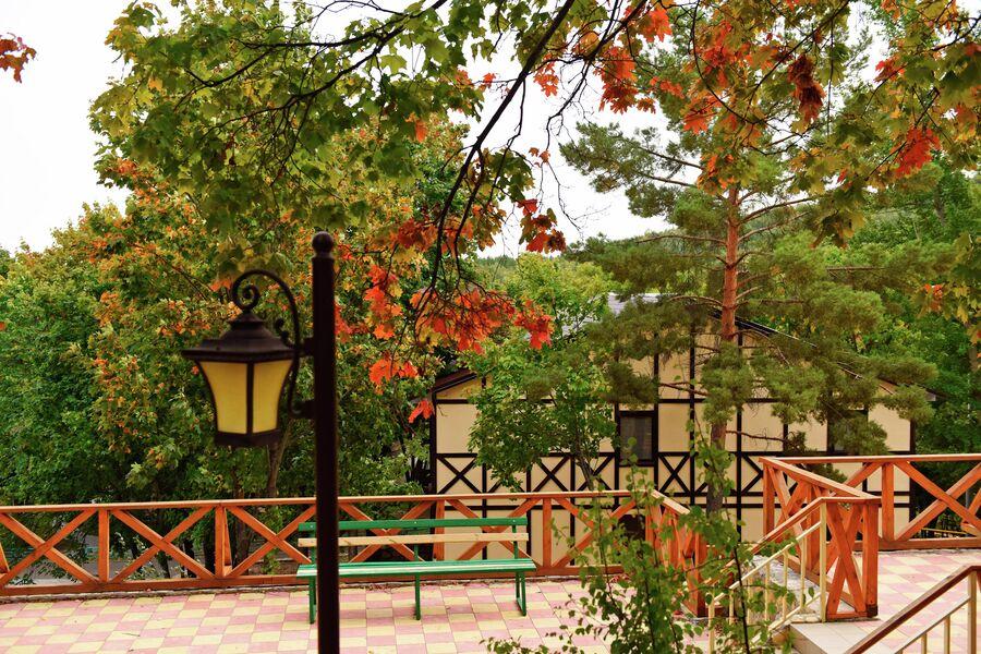 Парк-отель Хвалынский в Саратовской области