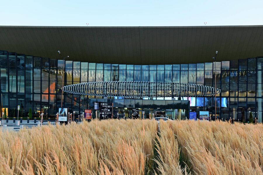 Международный аэропорт Гагарин в Саратовской области