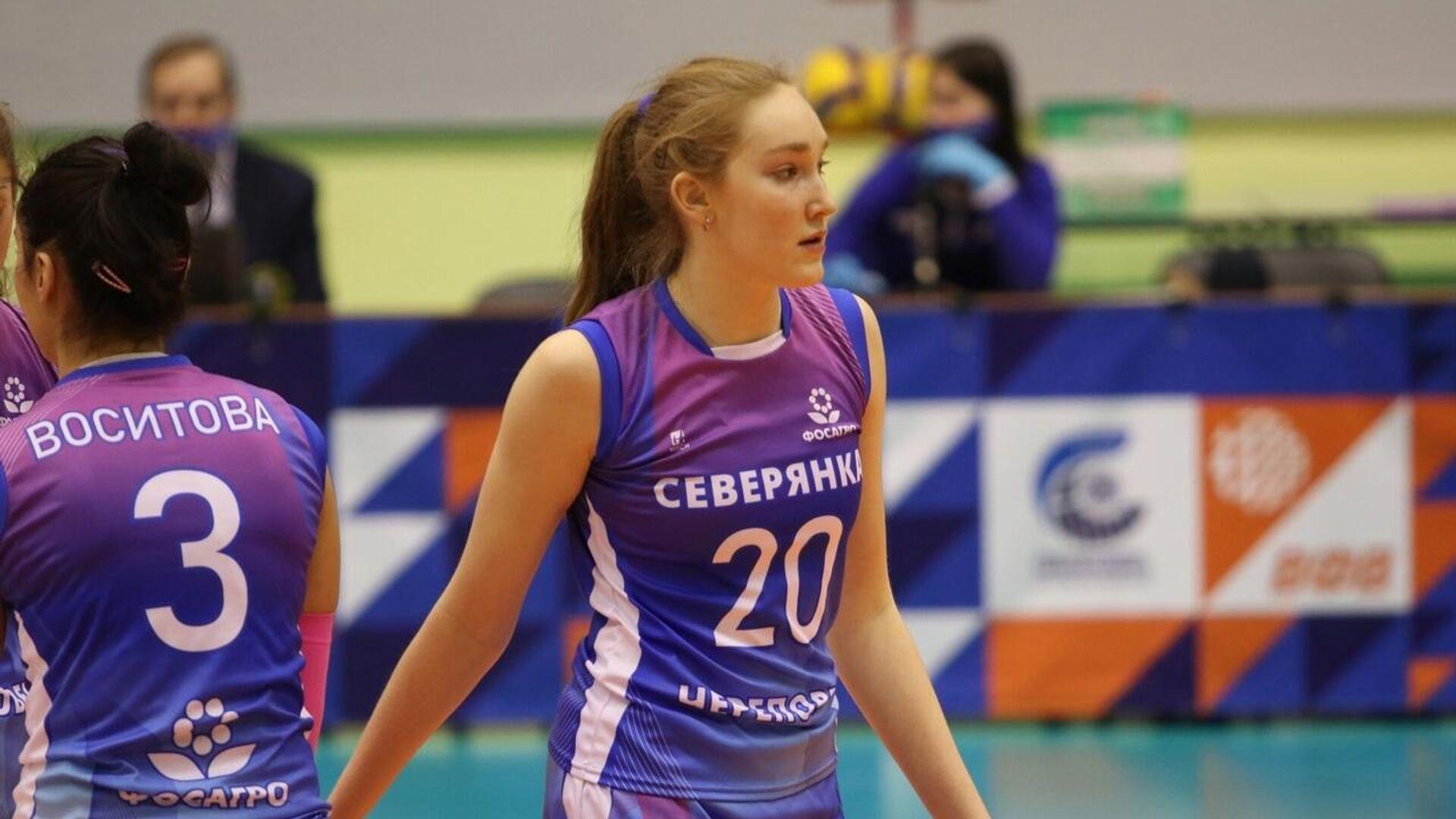 Российская волейболистка Наталья Суворова признана MVP юниорского чемпионата мира