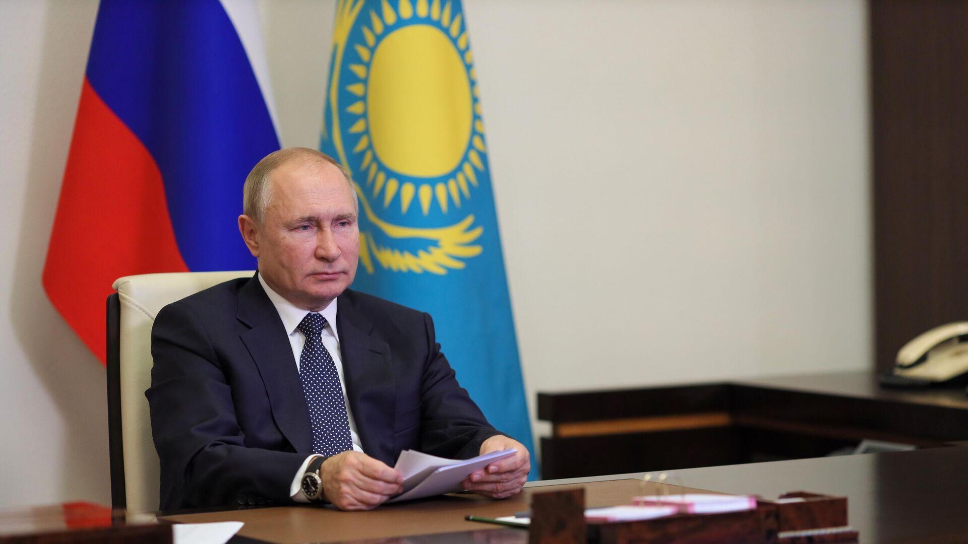 Путин на следующей неделе проведет совещание с правительством