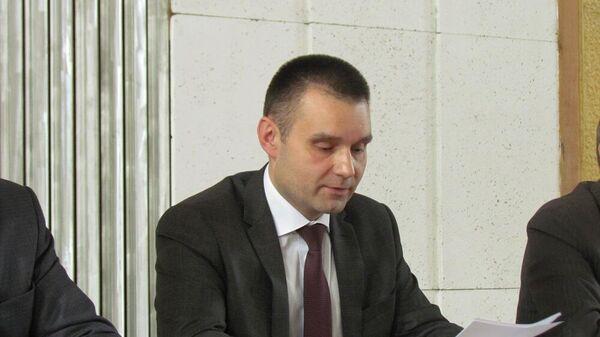 Глава муниципального образования Гагаринский район Смоленской области Роман Журавлев
