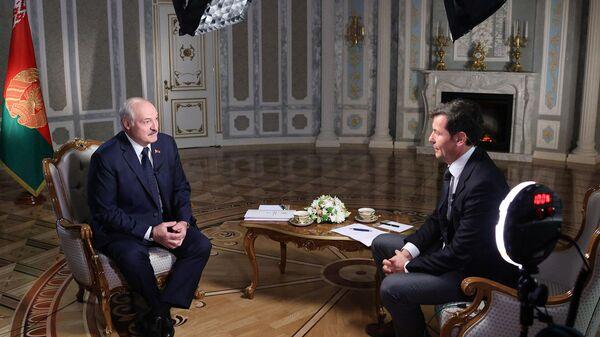 Лукашенко: мне не за что извиняться перед белорусским народом
