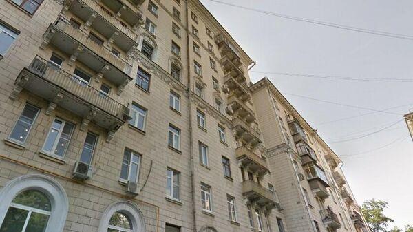 Капремонт дома на улице Куусинена в Москве
