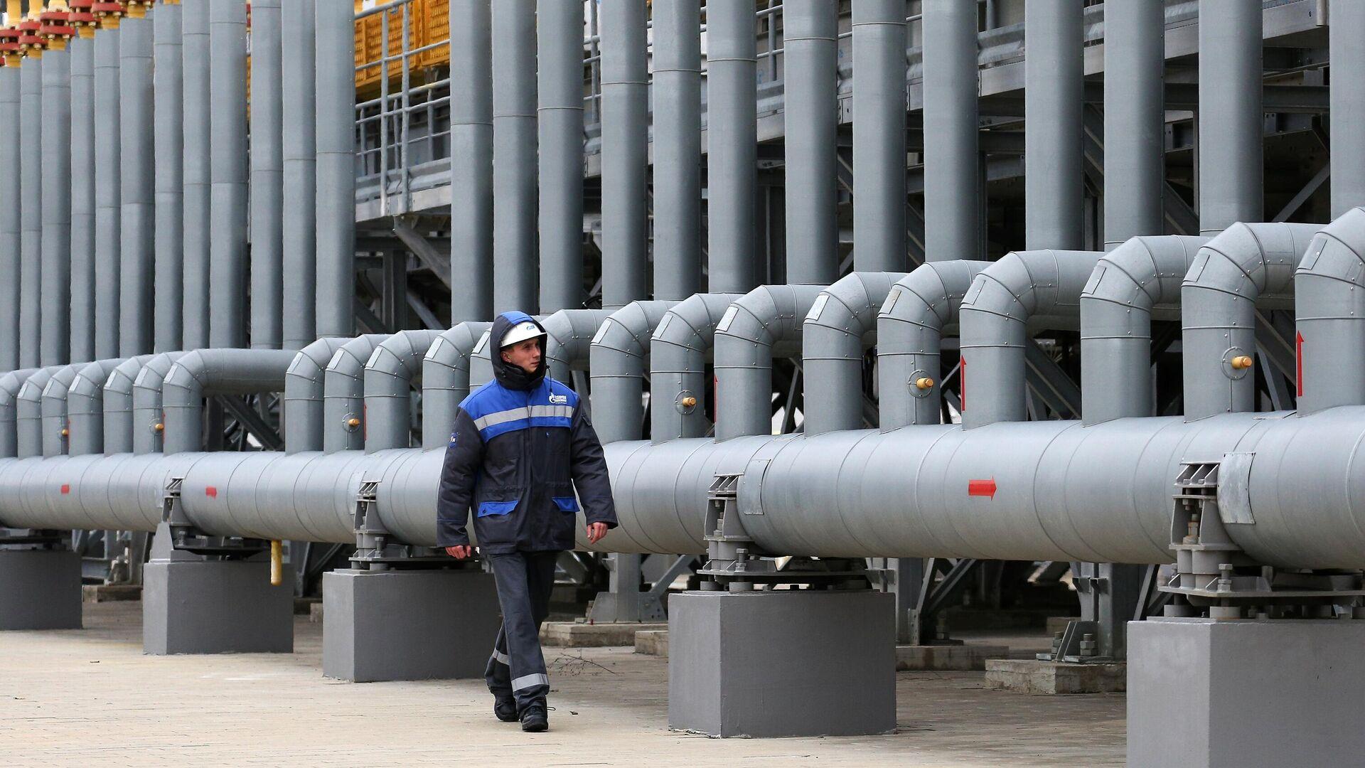 Газпром выводит суточную производительность ПХГ до 847,9 миллиона кубометров