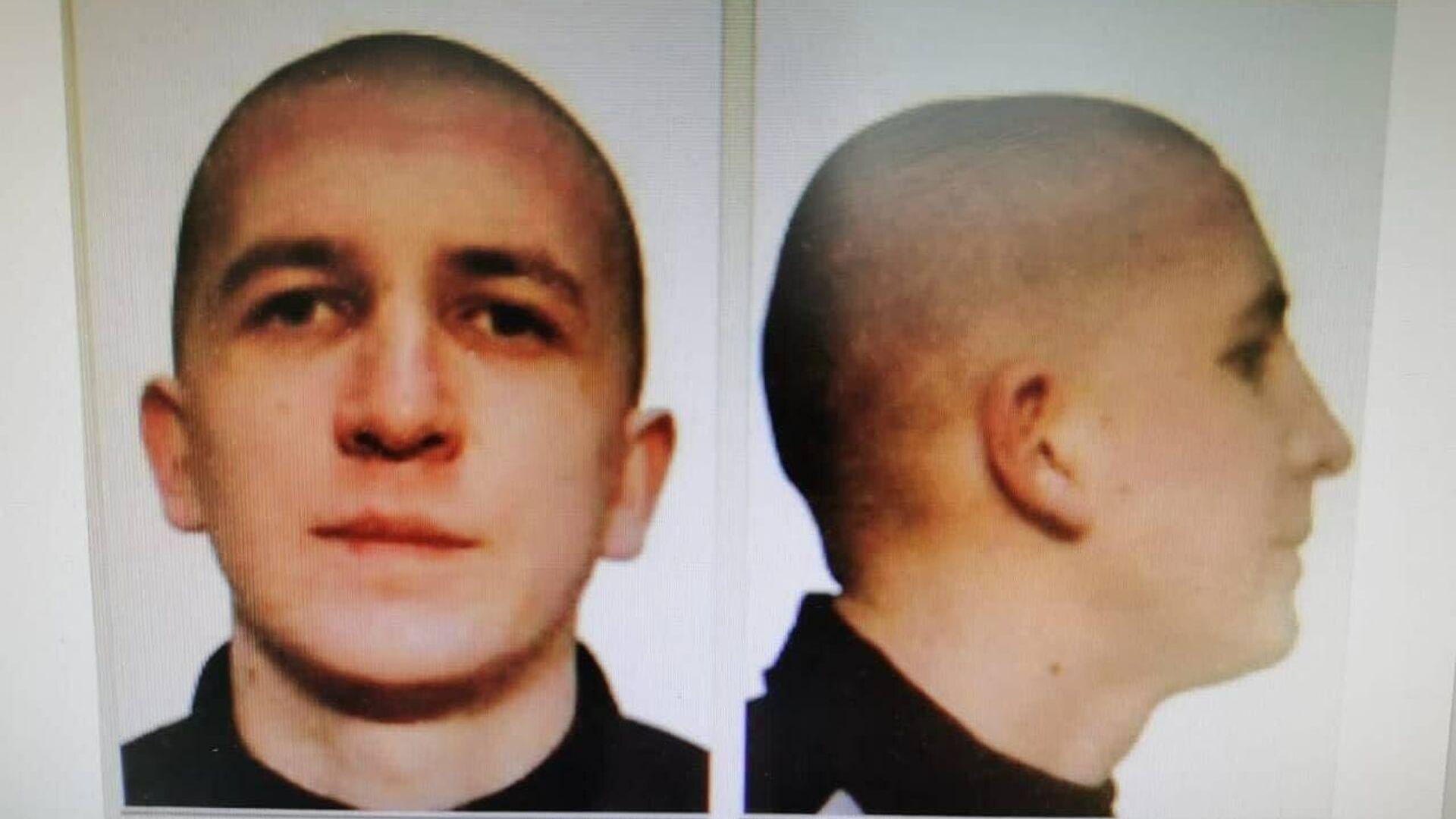 Подозреваемый в убийстве студенток в Оренбургской области - РИА Новости, 1920, 03.10.2021