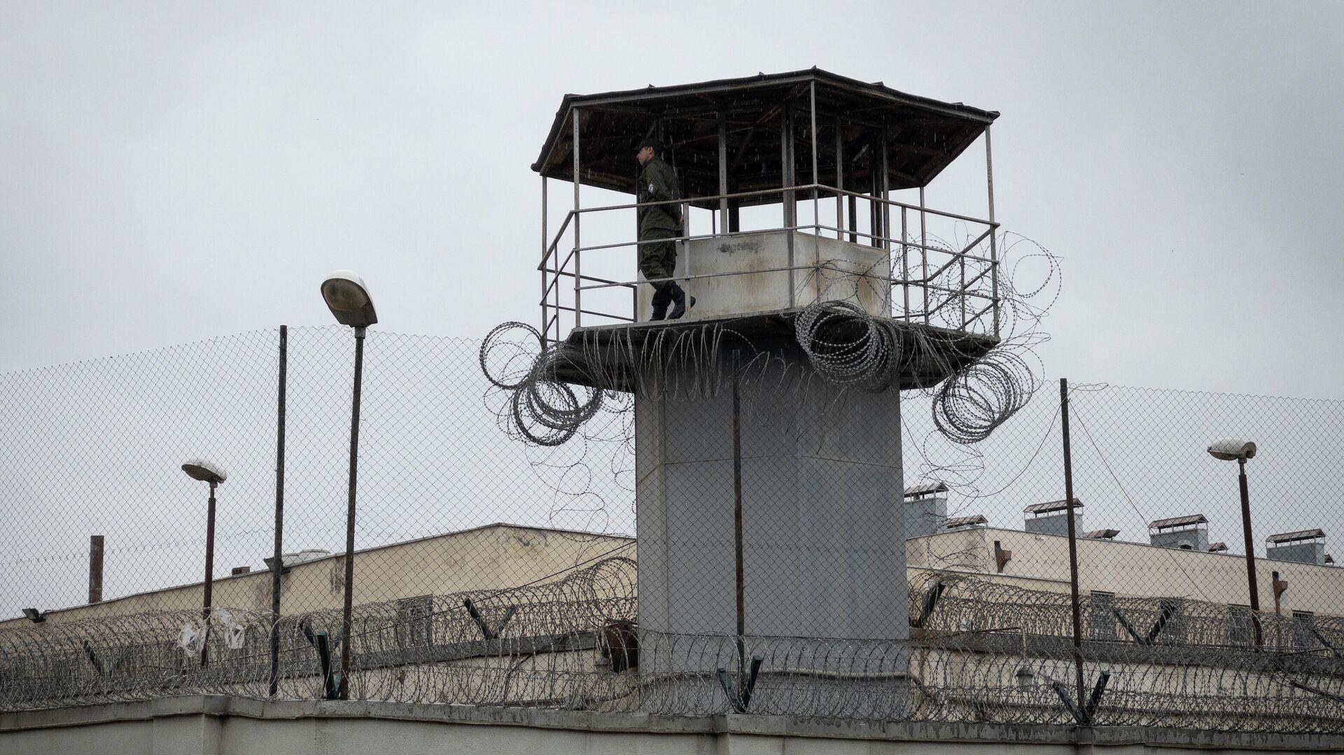 Тюрьма, где содержится бывший президент Грузии Михаил Саакашвили - РИА Новости, 1920, 14.10.2021
