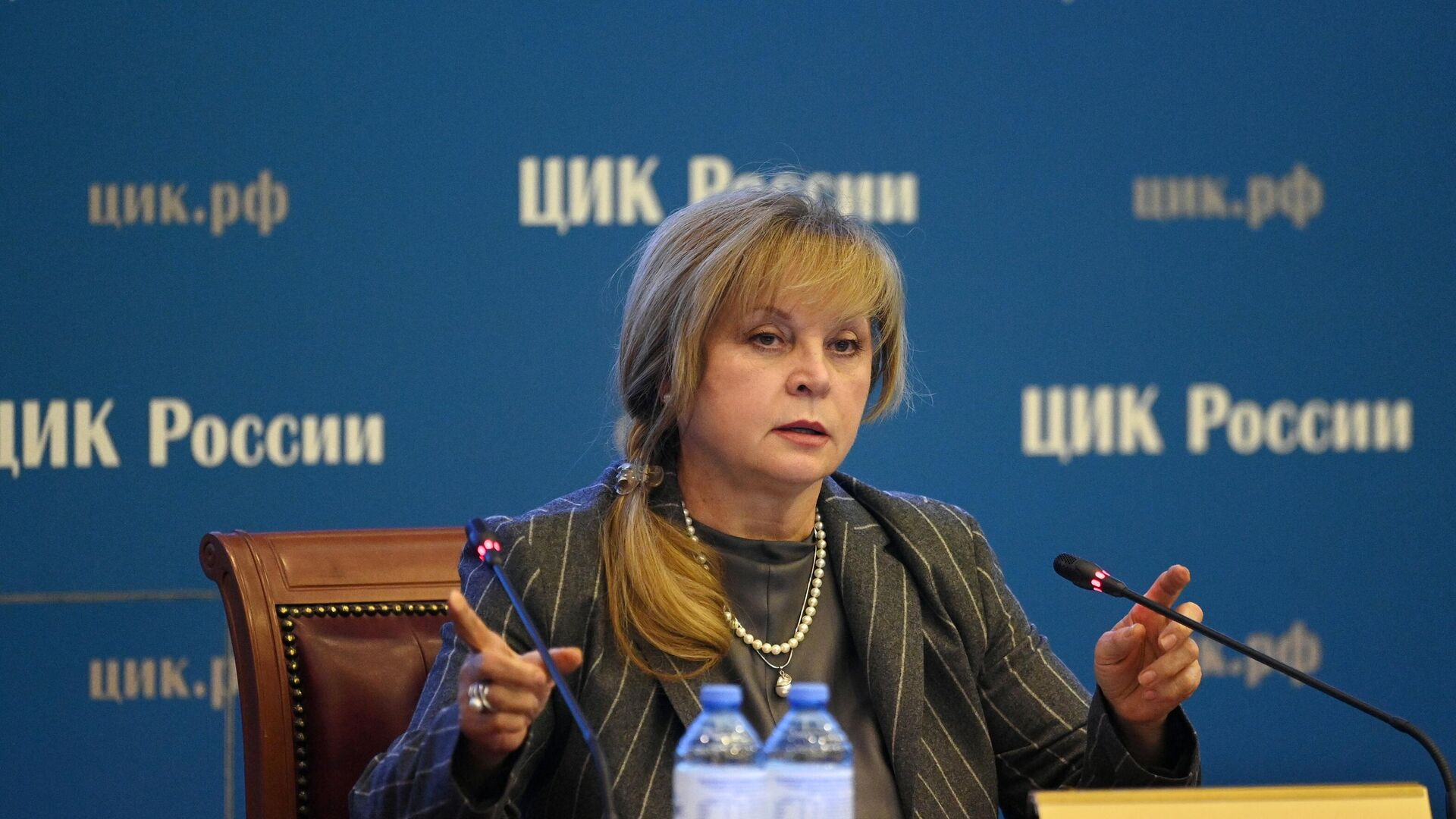 ЦИК пригласит общественников проанализировать кампанию, заявила Памфилова