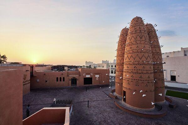 Культурная деревня Катара