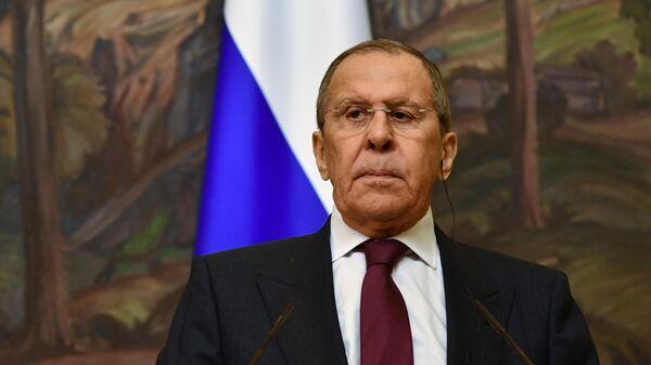 Лавров заявил о попытках США разогреть обстановку в Азии