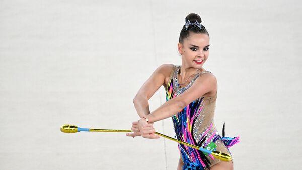 Турнир по художественной гимнастике Олимпико