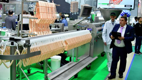 Более 700 компаний участвуют в выставке Агропродмаш-2021