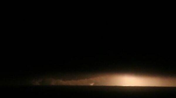 Запуск Циркона из подводного положения Северодвинска