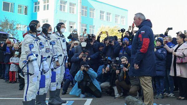 Рогозин раскрыл количество пусков космических ракет до конца года