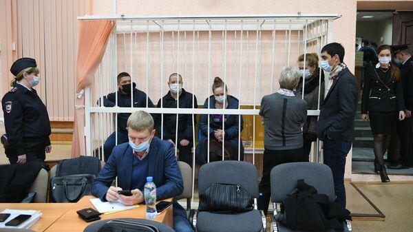 Суд в Кемерове по делу о пожаре в ТЦ Зимняя вишня