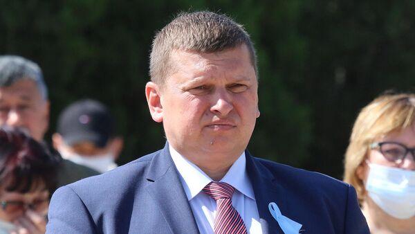 Глава администрации Евпатории Роман Тихончук