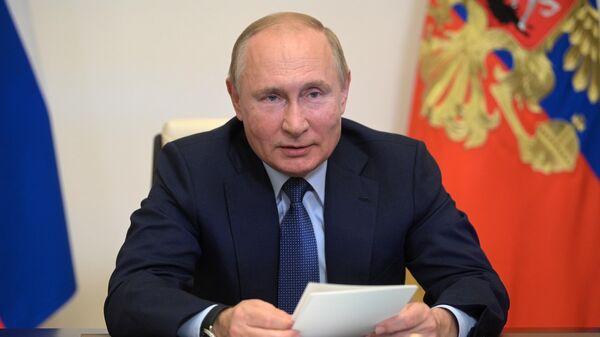 Долгосрочная устойчивость российской экономики обеспечена, заявил Путин