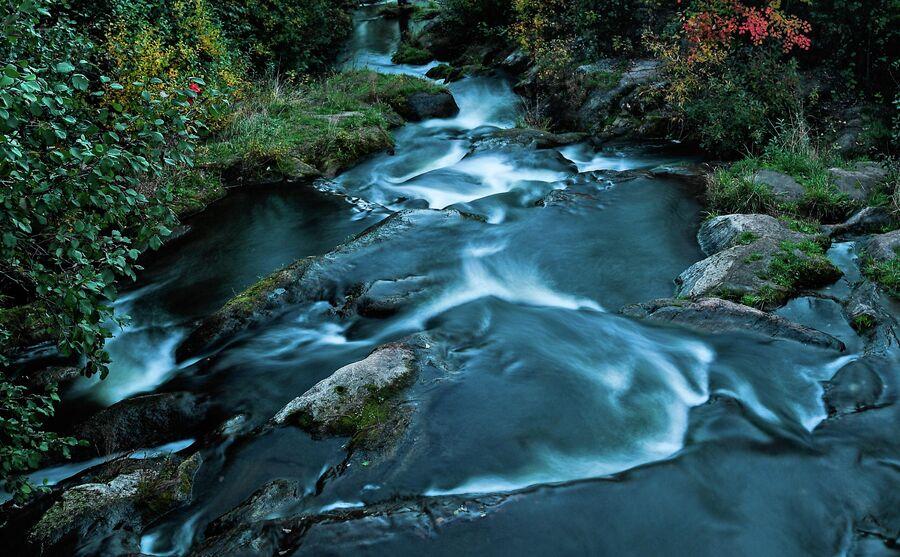 Река Исеть в Свердловской области