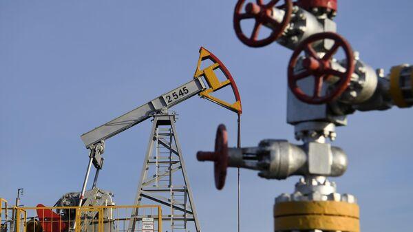 Добыча нефти