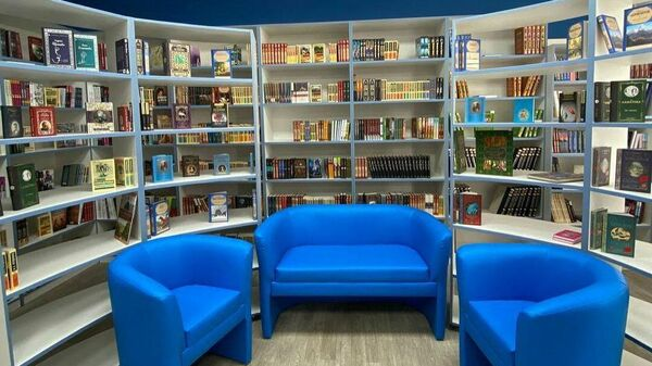 В КЧР открылась первая модельная библиотека