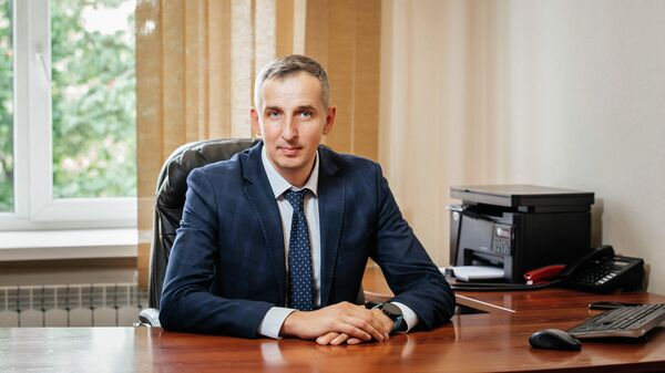 Исполняющий обязанности ректора СибГМУ Евгений Куликов