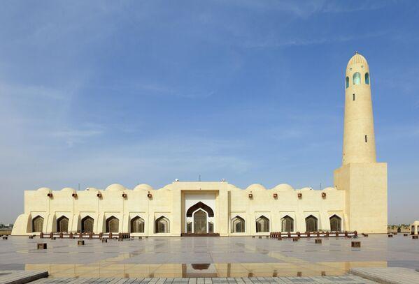Государственная мечеть Катара в Дохе