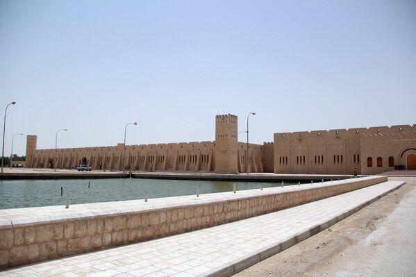 Музей шейха Фейсала в Катаре