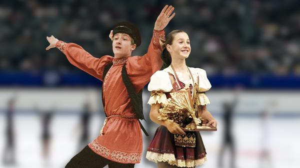 Евгений Плющенко / Ирина Слуцкая