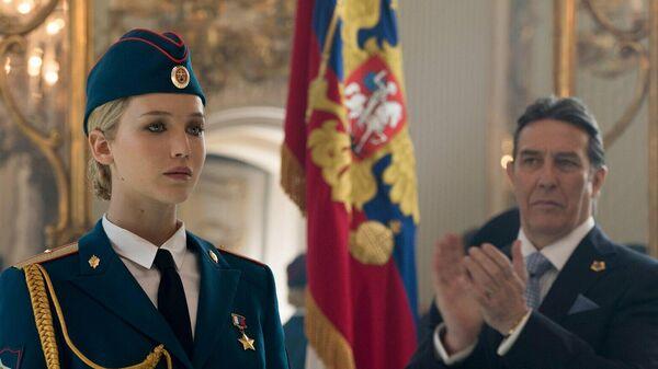 Кадр из фильма Красный воробей