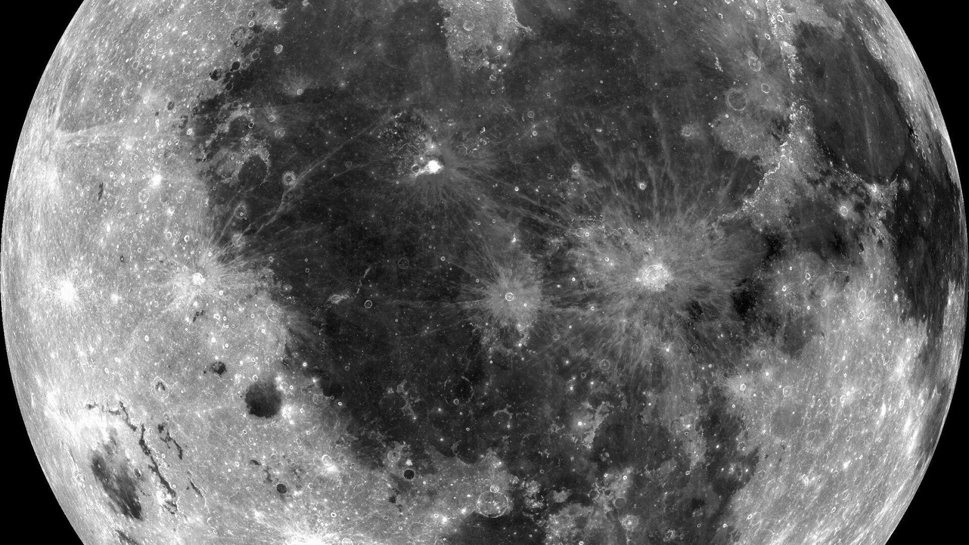Определен возраст самых молодых пород на поверхности Луны