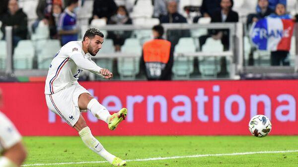 Защитник Милана и сборной Франции Тео Эрнандес