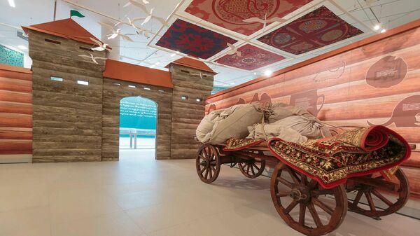 Выставка Великий Болгар. Цивилизация на Волге в музее-заповеднике Куликово поле
