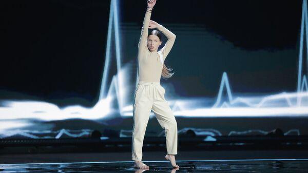 Яна Аршавина в шоу Новые танцы