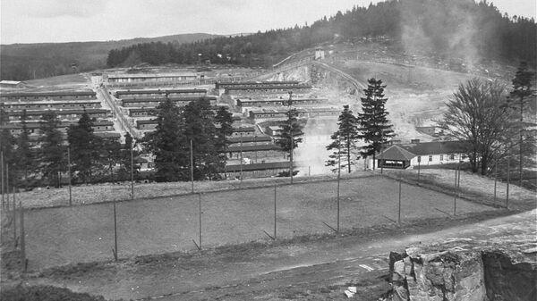 Концентрационный лагерь Флоссенбюрг