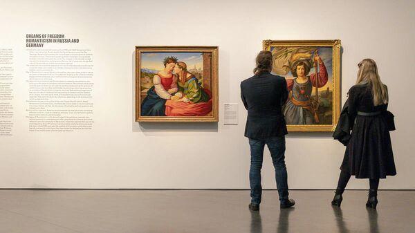 Выставка Мечты о свободе. Романтизм в России и Германии в Дрездене