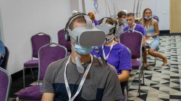 Мультимедийный музей проводит VR-урок на форуме СЕЛИАС-2021