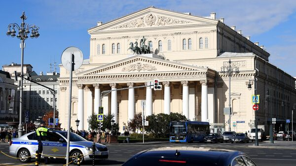 Государственный Академический Большой театр в Москве