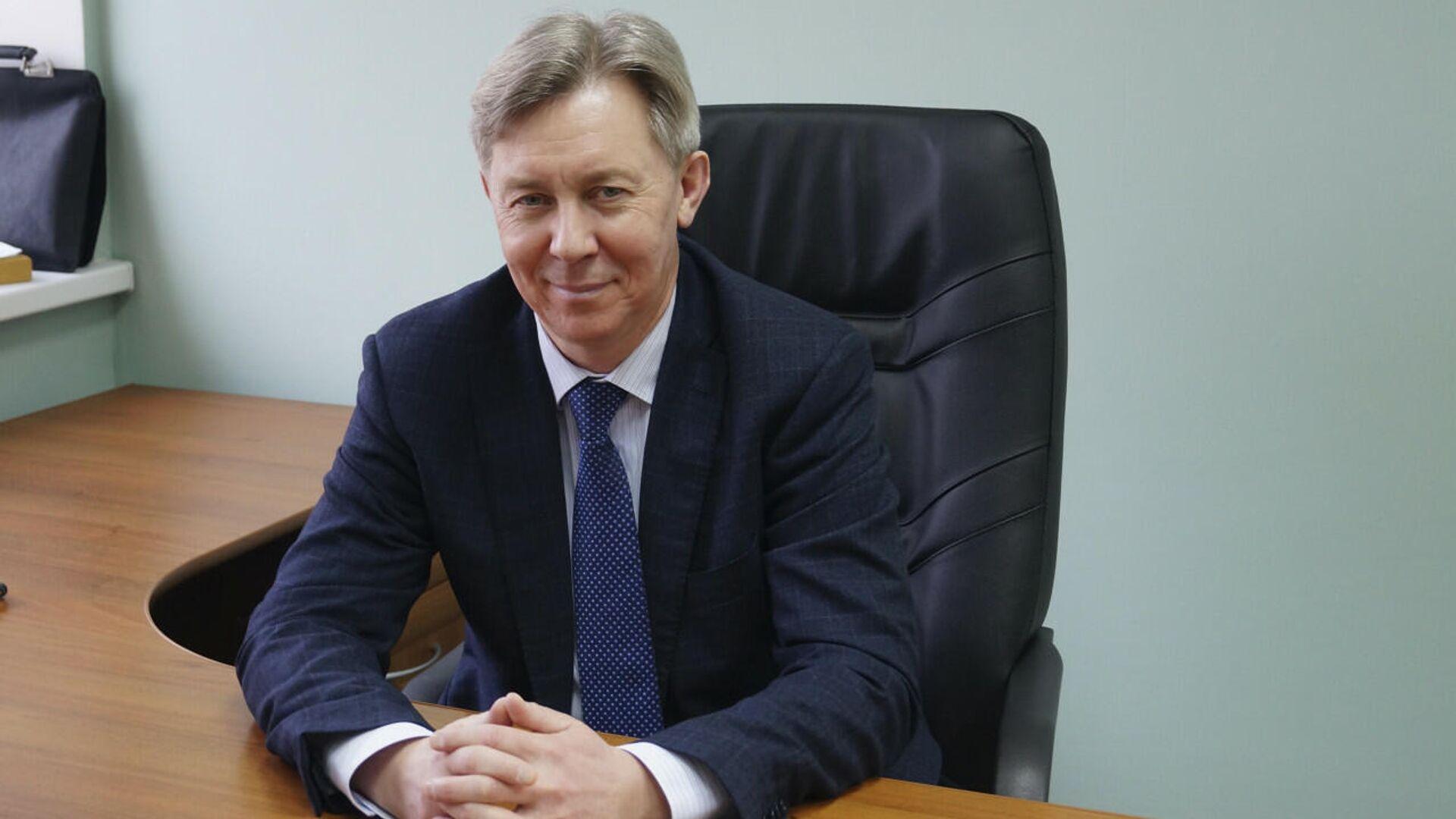 Ректор университета Дубна Дмитрий Фурсаев - РИА Новости, 1920, 11.10.2021